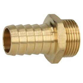 """Brass hose nozzle 3/4"""" ET x 3/4"""" nozzle"""