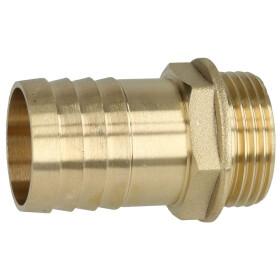 """Brass hose nozzle 1"""" ET x 1¼? nozzle"""
