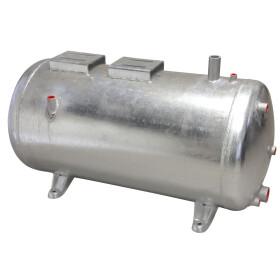 Pressurized water tank 200 l, 6 bar galvanised,...