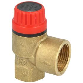 Unical Safety valve 2.5 bar 292018