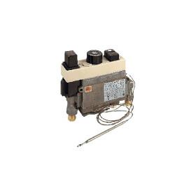 Gas control block SIT Minisit Plus 0710.851 with pressure...
