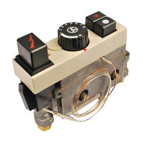 SIT gas control Minisit Plus 0710.650 Ready to use