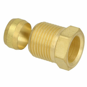 """Screw connection f. gas control block Minisit, 3/8""""..."""