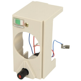 Cover for gas control block Eurosit with piezo unit,...