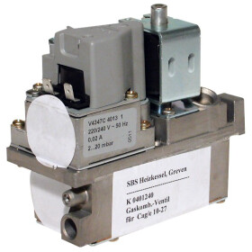 SBS Gas valve K0401240