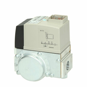 Weishaupt Gas control block type W-MF055 D01 S20 605240