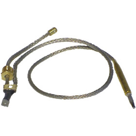 Thermocouple Haller-Meurer, 470/60 mm with thermoswitch,...