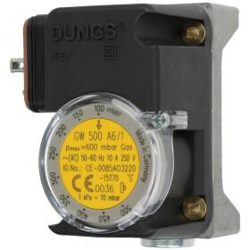 Dungs GW 500 A6/1 Ag-G3-MS9-V0-VS3fa-se100-500 242678