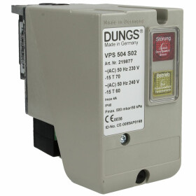 Dungs tightness tester VPS 504 S02 with plug 219877