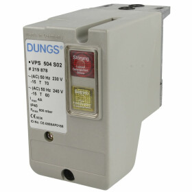 Tightness tester Dungs VPS504S02 without plug 219878