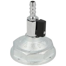 Test cap PK 40 for gas meter, 1 tap