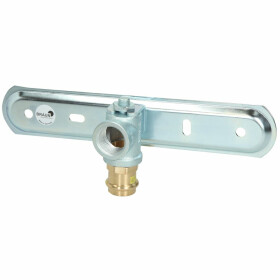 gas meter panel for single-pipe gas meter