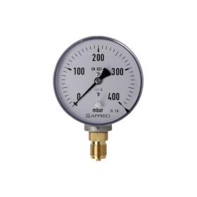 Kapselfedermanometer Gas 0 - 400 mbar