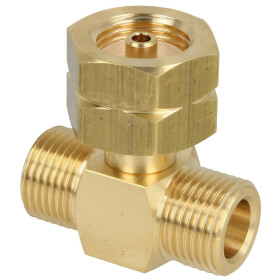 Connector for cylinder systems 04 572