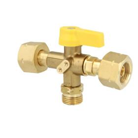 GOK change-over valve PS 16 bar