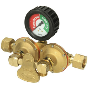 GOK automatic change-over valve PS 16 bar