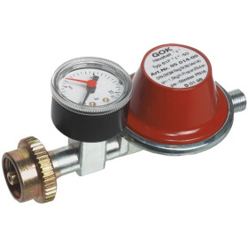 GOK low-pressure regulator 1.5 kg/h