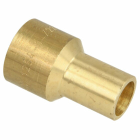 Solder joint 22 x 18 x 60 mm long version