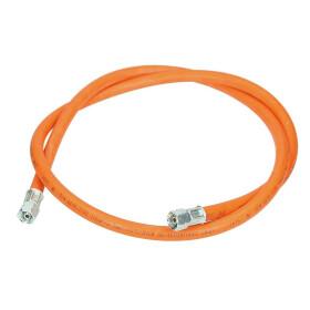 Medium-pressure hose assembly G 1/4 lh x G 1/4 lh x 1,500 mm