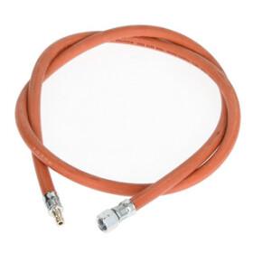 Medium-pressure hose assembly G 1/4 lh x plug-in fitting...
