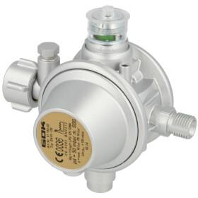 GOK Low pressure regulator EN61-DS 16 bar with excess...