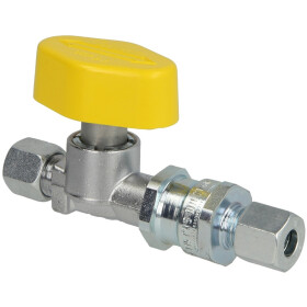 GOK Quick-acting valve thermal TAE PS 5 bar, compr. fit....