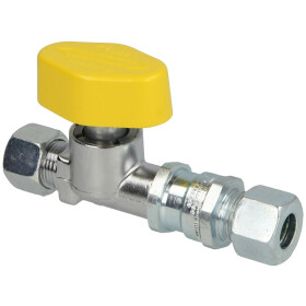 GOK Quick-acting valve thermal TAE PS 5 bar compr. fit....