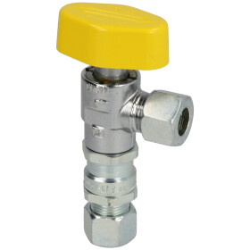 GOK Quick-acting valve thermal TAE ANGLE PS 5 bar compr....