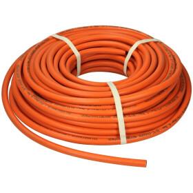 Hose, rubber, 6 bar, 6.3 x 3.5 mm, 41 m
