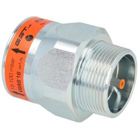 """Gas flow control GST40LR0078MF (16), 1 1/2"""" ET/IT"""