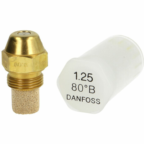Oil nozzle Danfoss 1.25-80 B