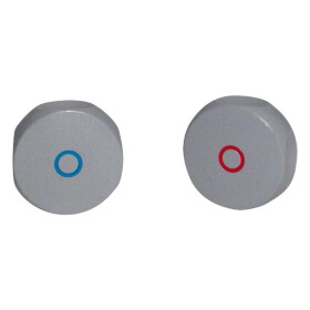 Vaillant Handles blue and red 012009