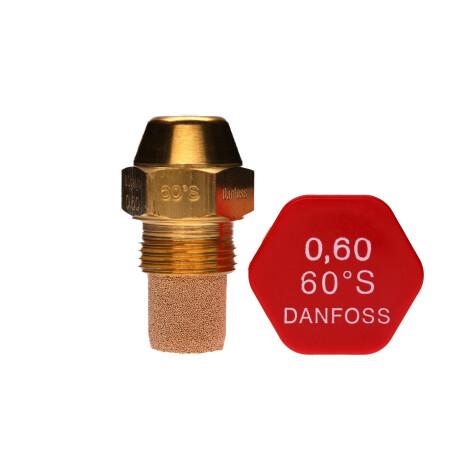 Oil nozzle Danfoss 0.60-60 S