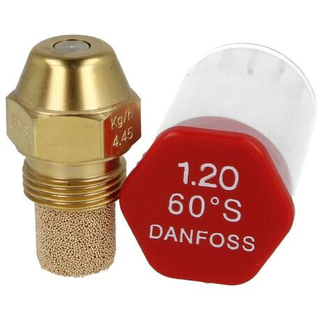Oil nozzle Danfoss 1.20-60 S