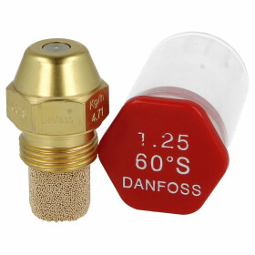 Öldüse Danfoss 1,25-60 S