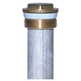 """Vaillant Anode G 1 1/4"""" x 33 x 326 SW 40 285835"""