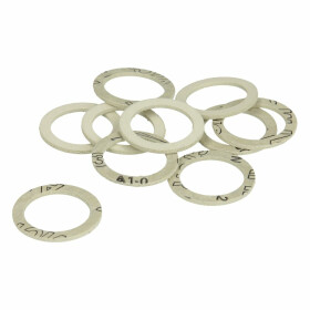 """Junkers Sealing disc 3/4"""" 10 pieces 87101030430"""