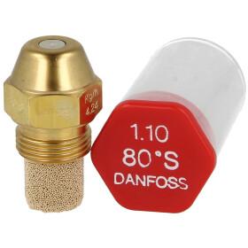 Oil nozzle Danfoss 1.10-80 S