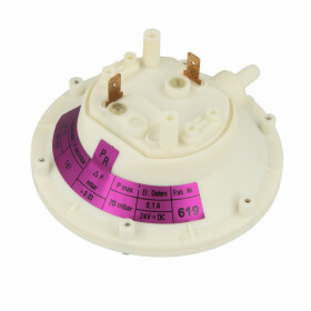 Junkers Differential pressure switch 87174060320
