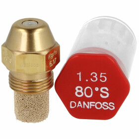 Oil nozzle Danfoss 1.35-80 S