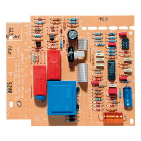 Junkers Printed circuit board for blower control 87483000300