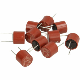 Junkers Fusing element (T0,1 125 A) 10 pieces 87445030070