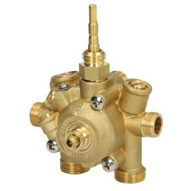 Junkers Brass water valve brass 87070025770