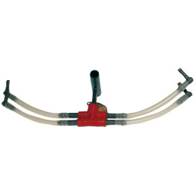 Junkers Pressure pipe for blowers 87123050200