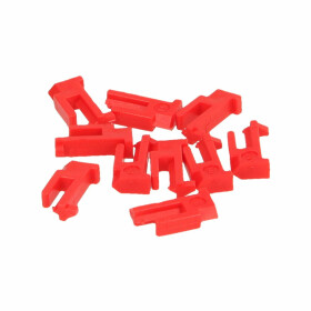 Junkers Red tags 10 pieces 87499180980
