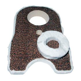 Burner door insulation G105 63002499, Buderus