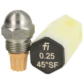 Fluidics Instruments Oil nozzle Fluidics 0.25-45 S