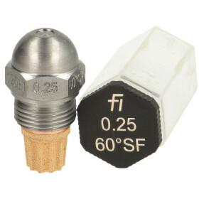 Fluidics Instruments Oil nozzle Fluidics 0.25-60 S