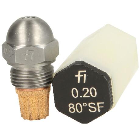 Fluidics Instruments Oil nozzle Fluidics 0.20-80 S