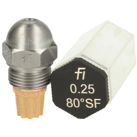 Fluidics Instruments Oil nozzle Fluidics 0.25-80 S